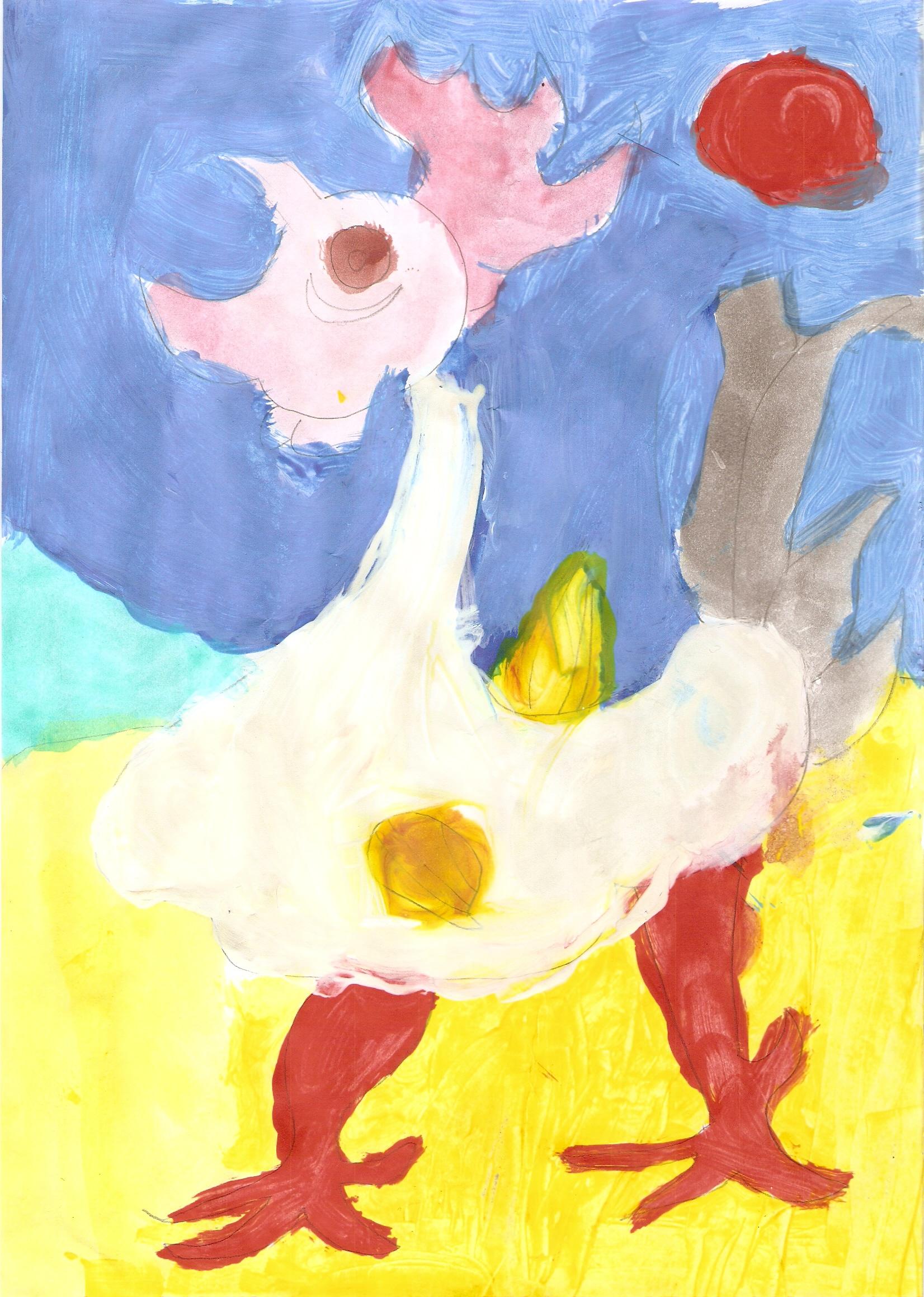 El gallo de Silvia
